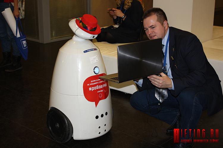 Робоелка Бал Роботов DMC 2014