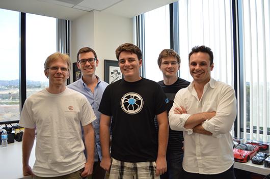 Oculus Team