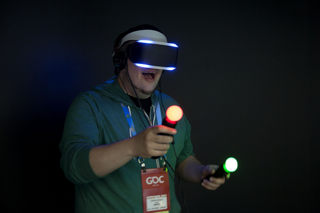Project Morpheus и Sony's PlayStation Move