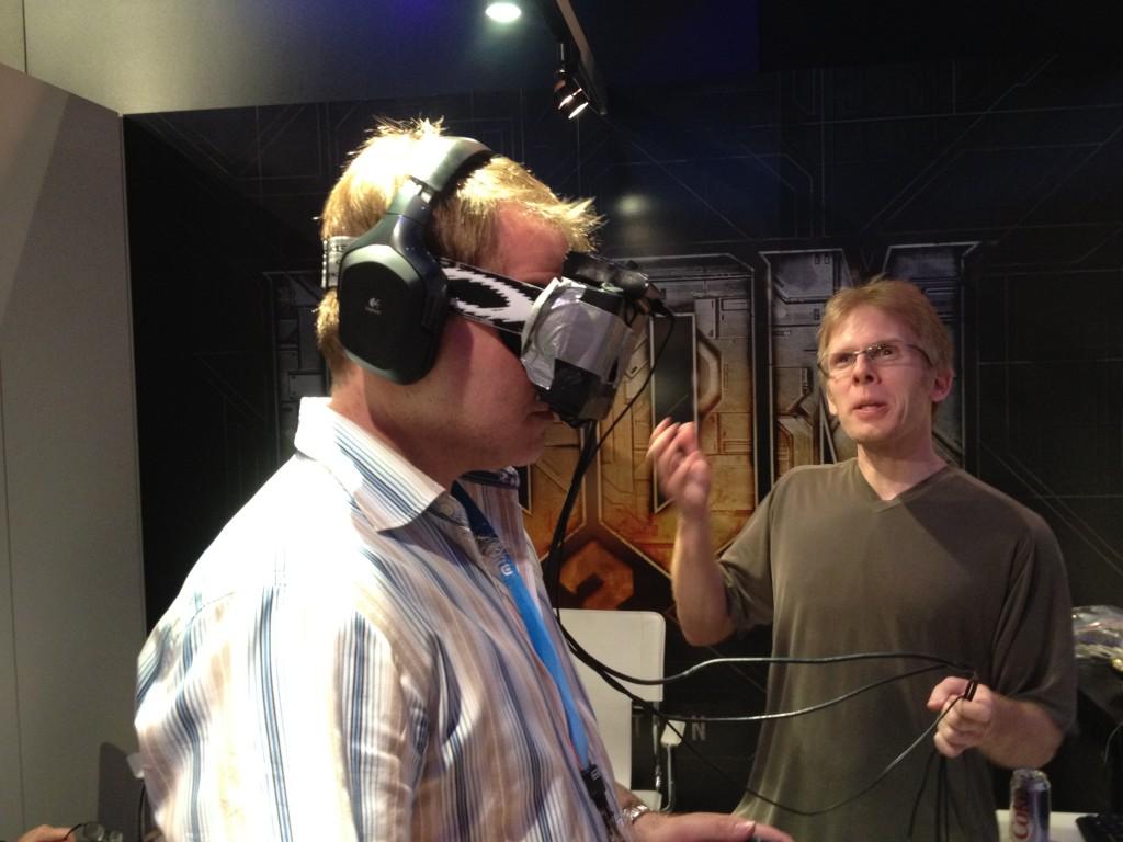 Oculus VR - John Carmack