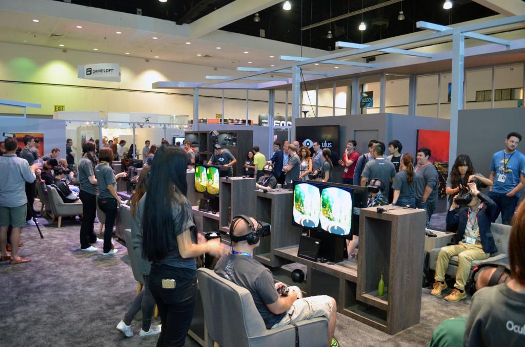 OculusVR E3 2014