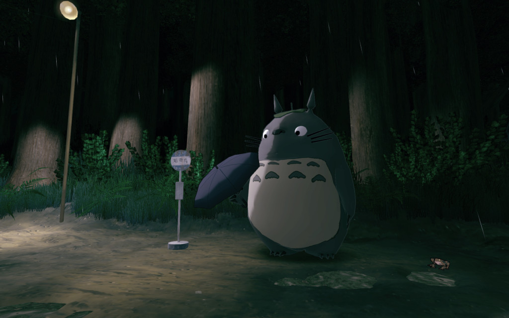 Totoro VR