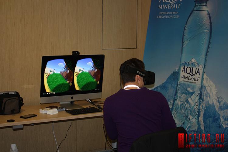 Oculus Rift DK2 DMC 2014