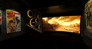 CINEVEO - 4D Movie Theater