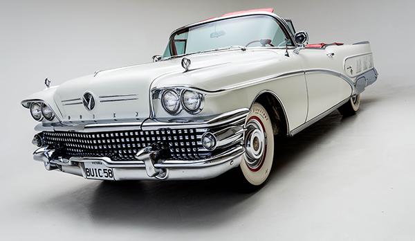 Buick Convertible 1958
