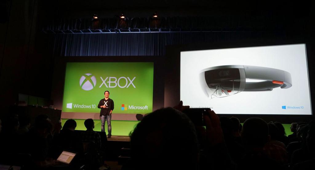 GDC 2015 Microsoft HoloLens
