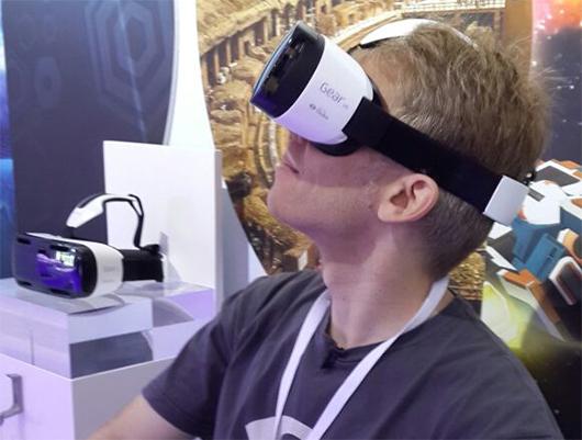 Gear VR John Carmack