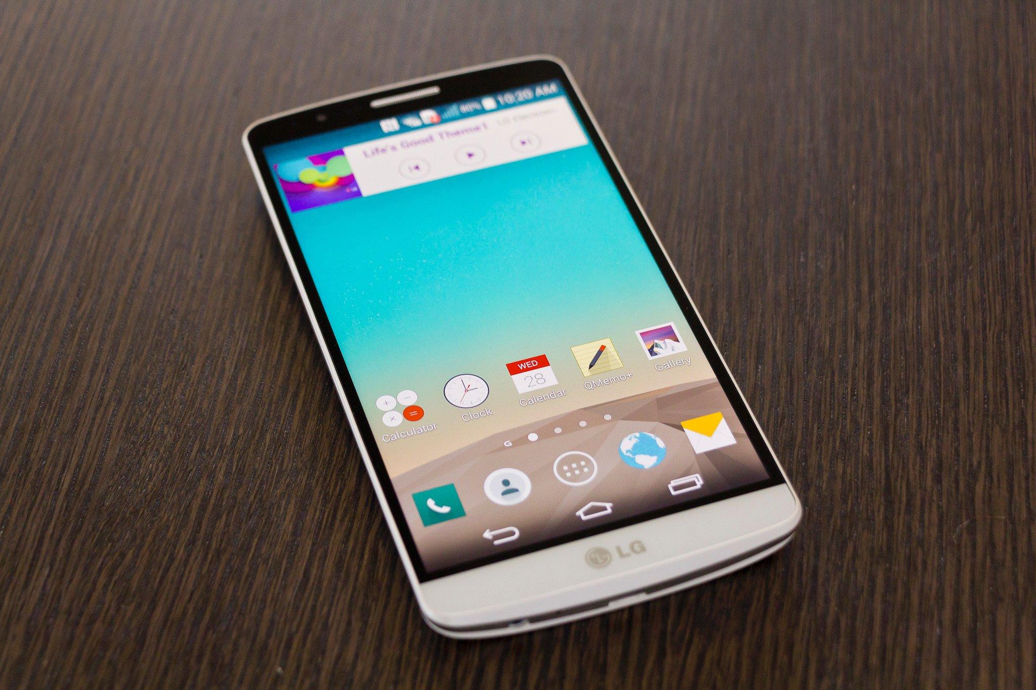 Смартфон LG G3