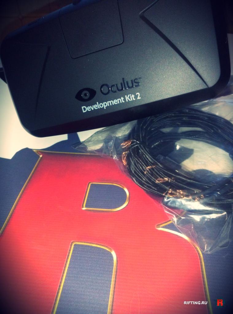 Oculus Rift DK2-13