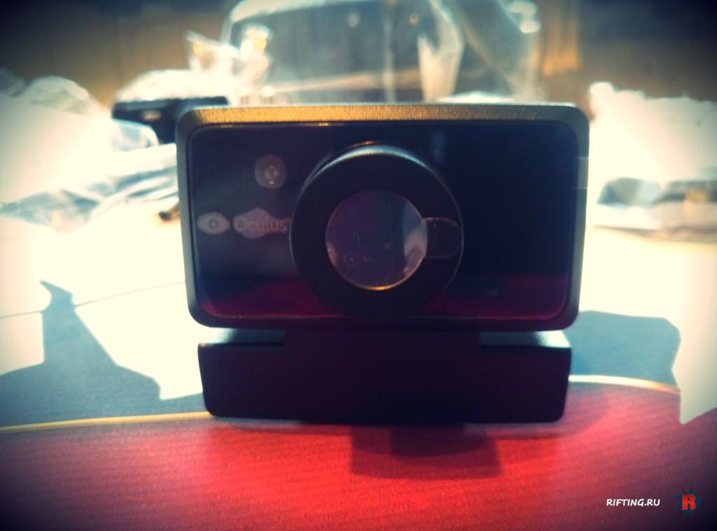 Oculus Rift DK2-7
