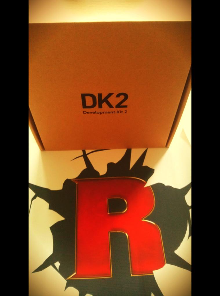 Oculus Rift DK2 Rifting.ru