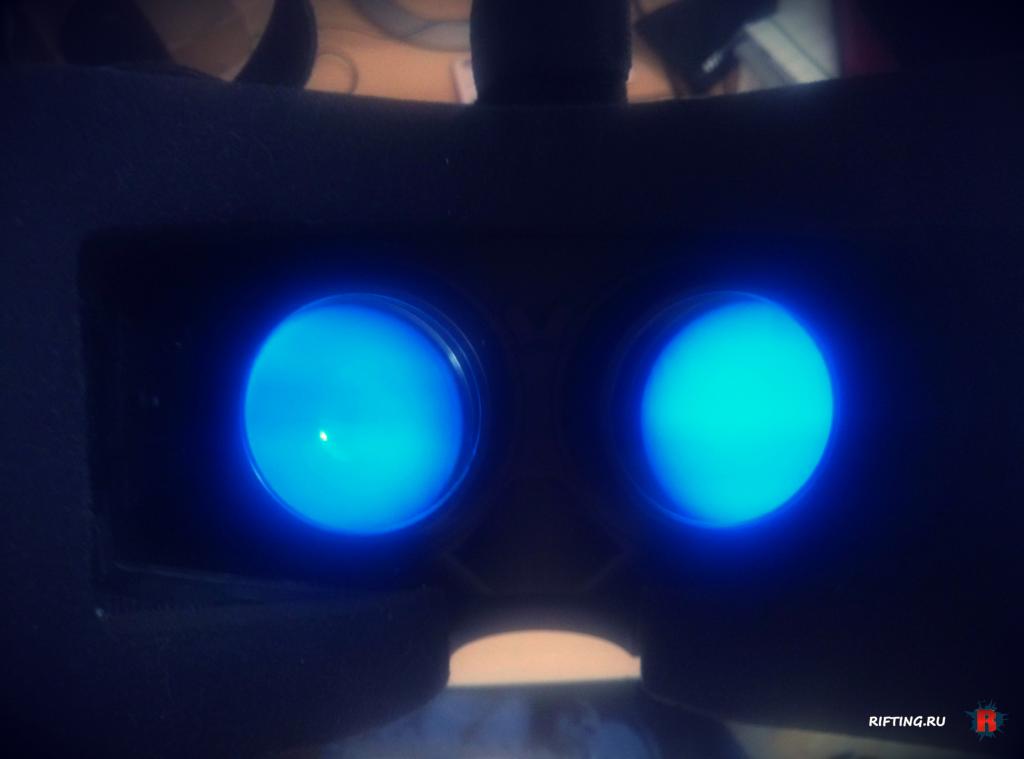 Oculus Rift DK2 lin 2