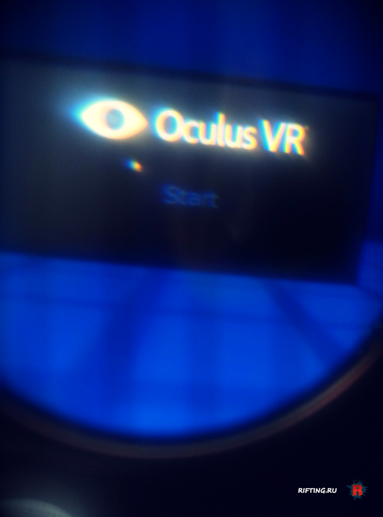 Oculus Rift DK2 lin