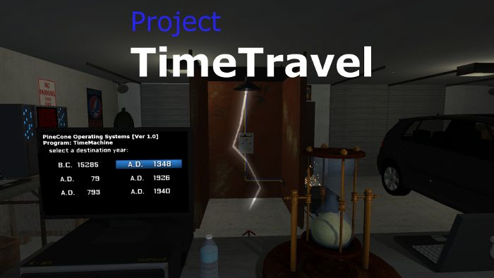 Project TimeTravel
