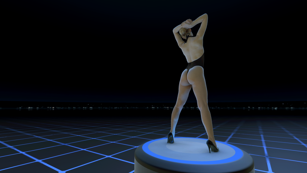 VR scan
