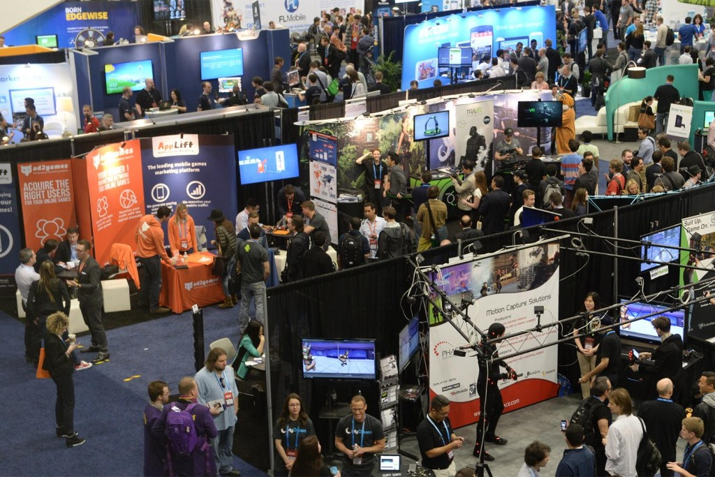GDC - Game Developers Conference 2015